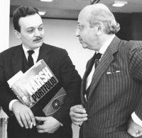 Jay Robert Nash and Yousuf Karsh