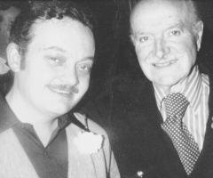 Jay Robert Nash and Bud Freeman
